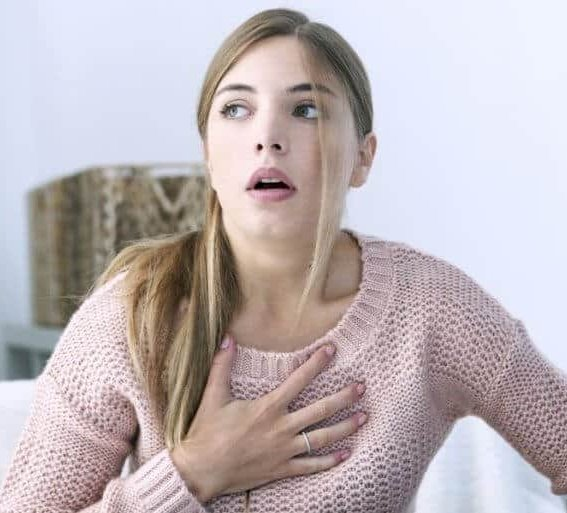 Common Symptoms Of Acid Reflux